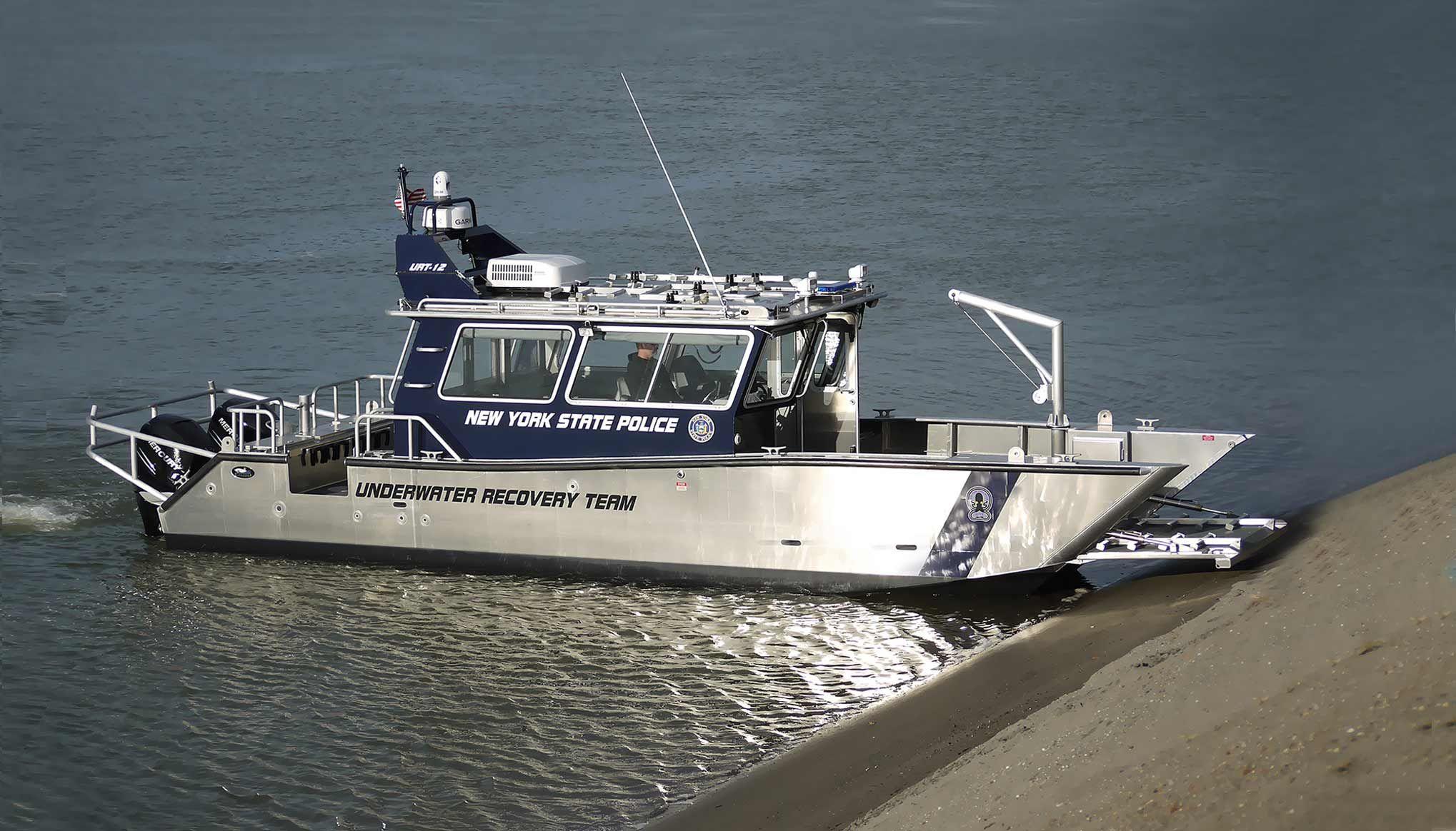 Munson Boats Welded Aluminum Workboats With Images Aluminum