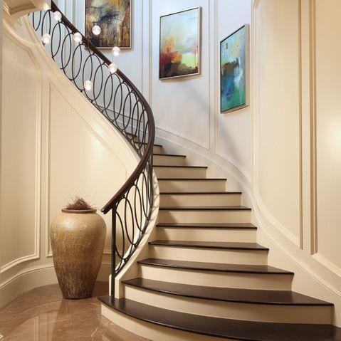 Glass Staircase Railing Design Ideas | Stair railing ...