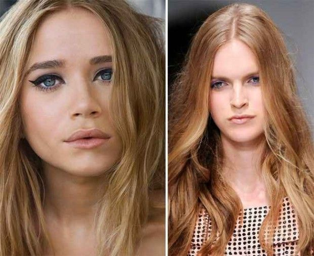 Blonde Hair Color Styles: 2018 Hair Color Shades Of Blond Trendy Hairstyles