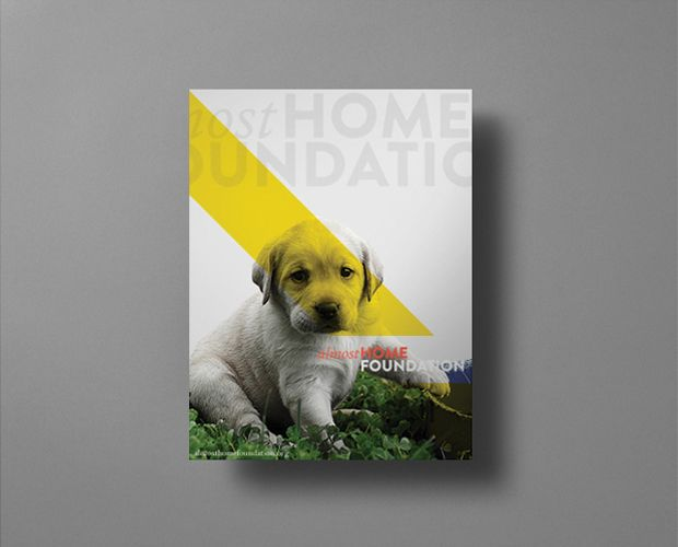 Almost Home Foundation identity