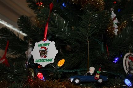 Curated Creative Overload: My Review Custom Ornaments At CafePress - blog post
