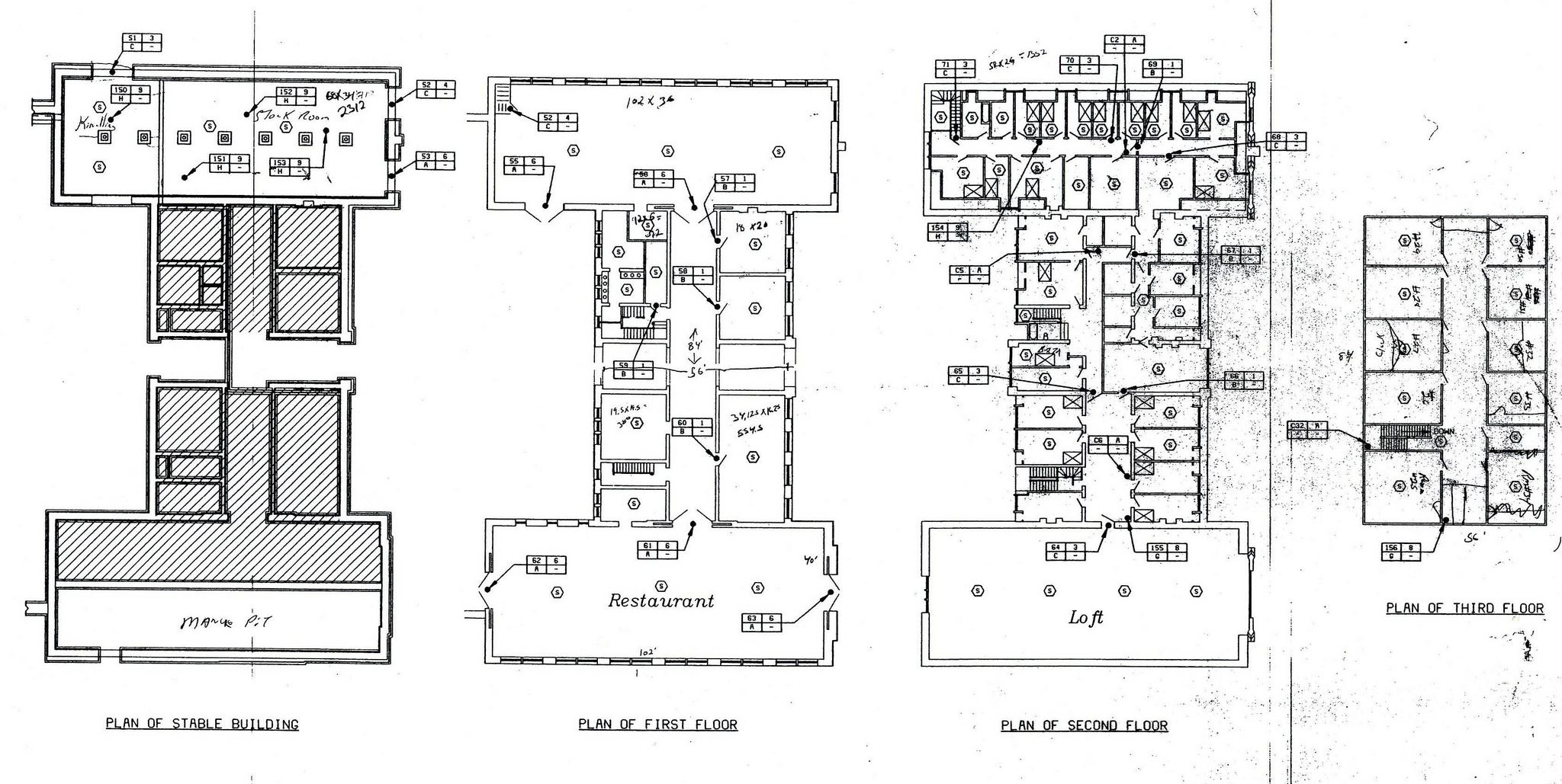 Biltmore 125 Biltmore Estate Biltmore House Mansion Floor Plan