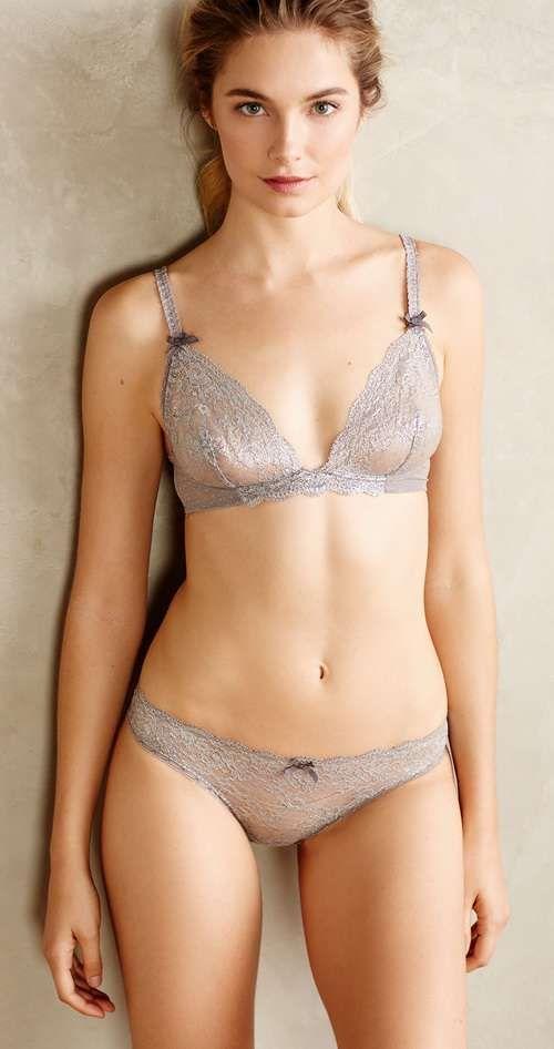 bfd377adb10b1 Australian model Bridget Malcolm | Inspiration: Fine Lingerie ...