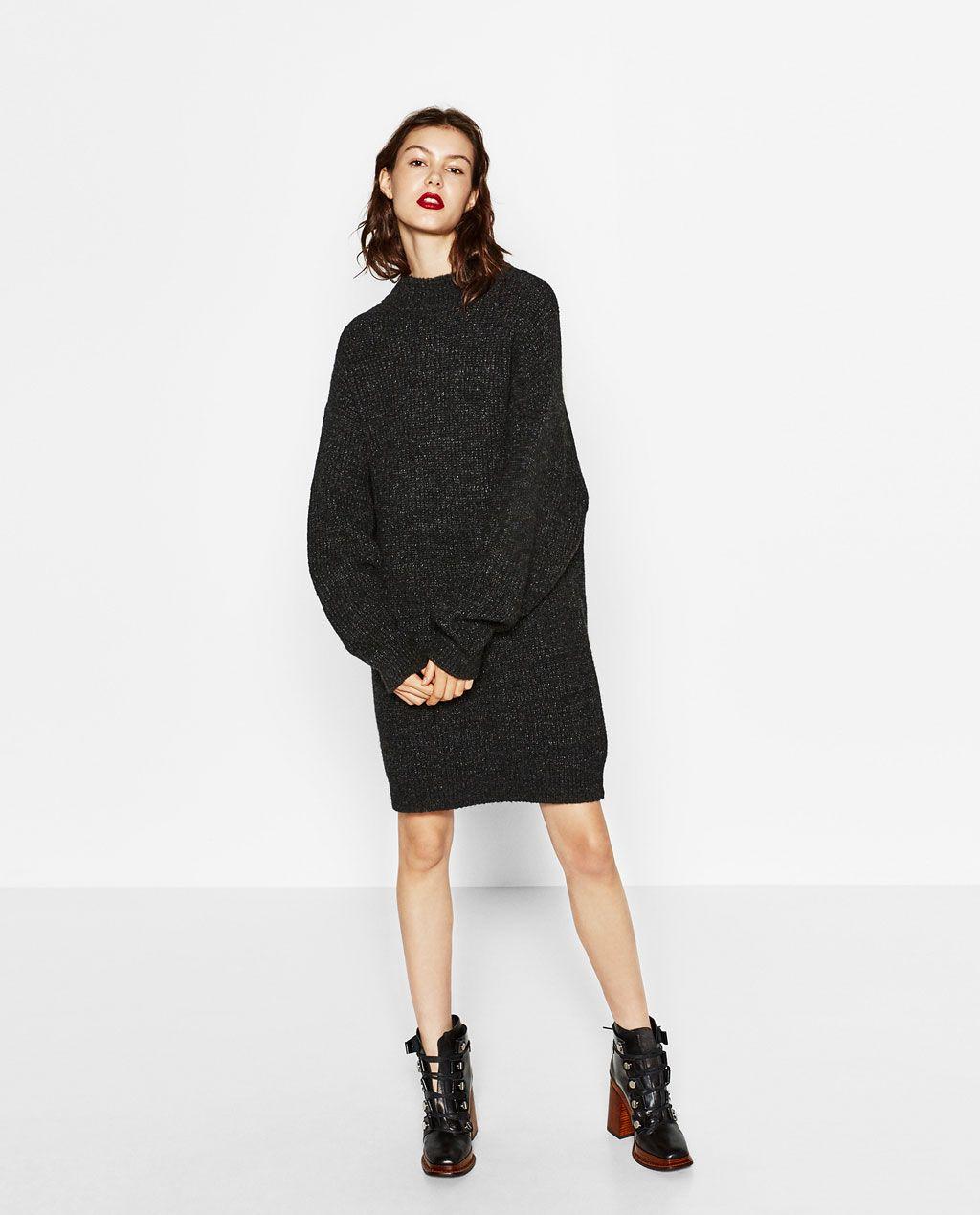 – 2018 Soirée Chasuble De Robes Élégantes Femme Robe Zara vOmwN8n0yP