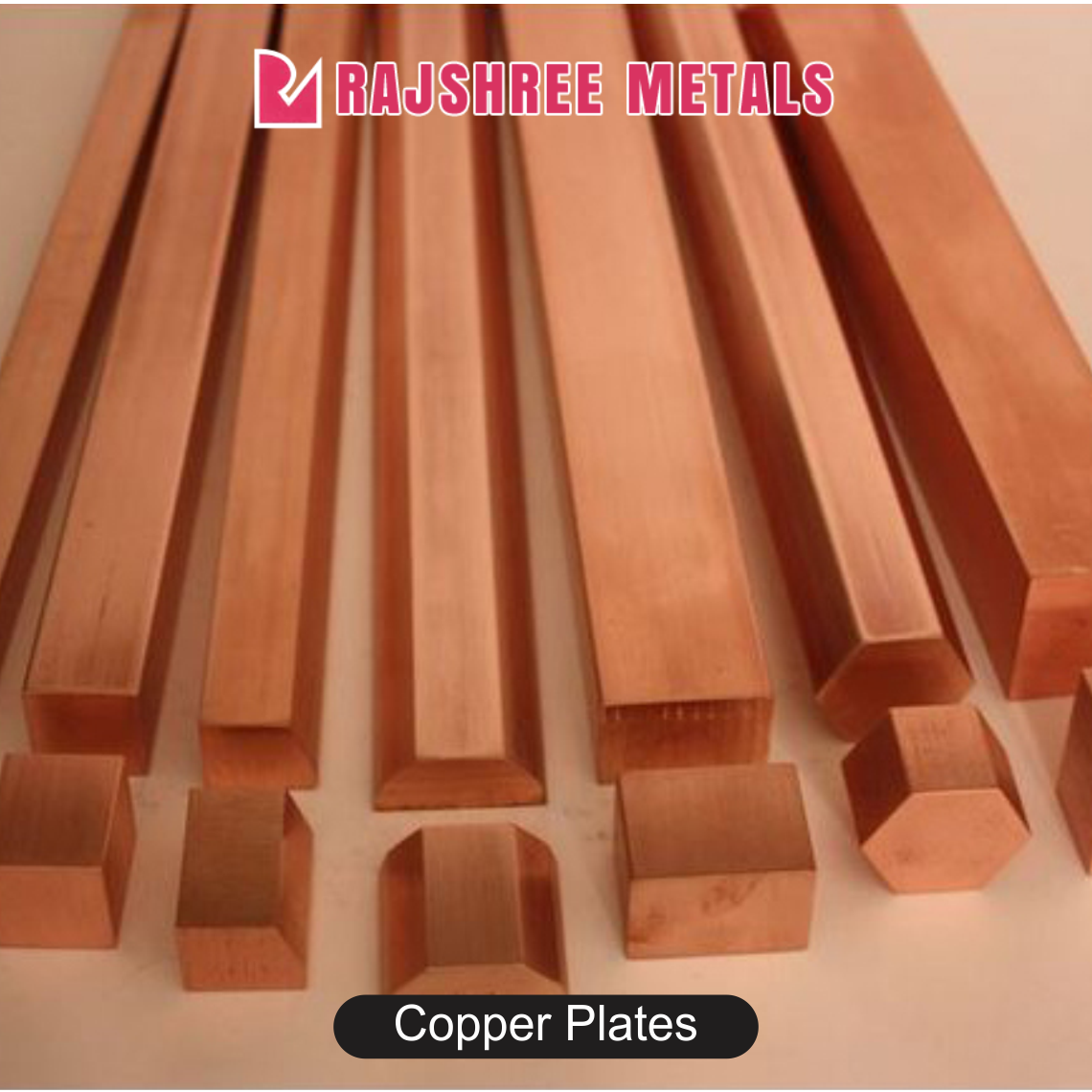 Copper Plates We Are Enlisted Amidst The Preminent Copper Metal Plates Dhp Etp Suppliers In India Rajshreemetals Copperpl Copper Metal Copper Plated Dhp