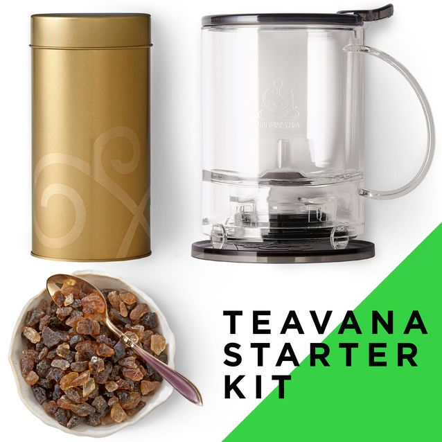 Start your perfect tea experience with this set. Includes: - Black ...