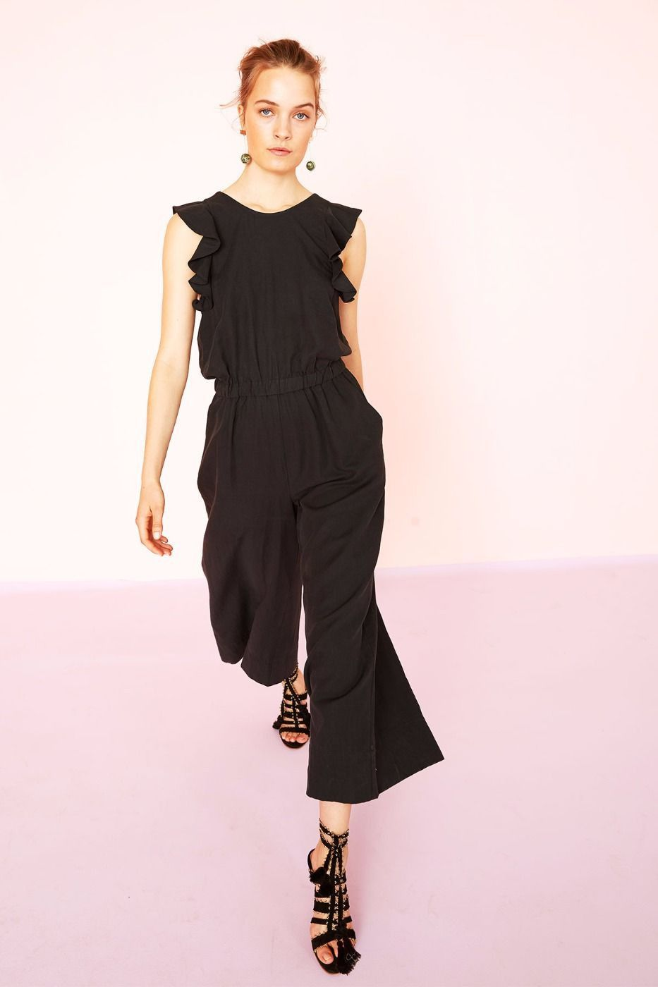 c05050ef9382 Ulla Johnson Viola Jumpsuit