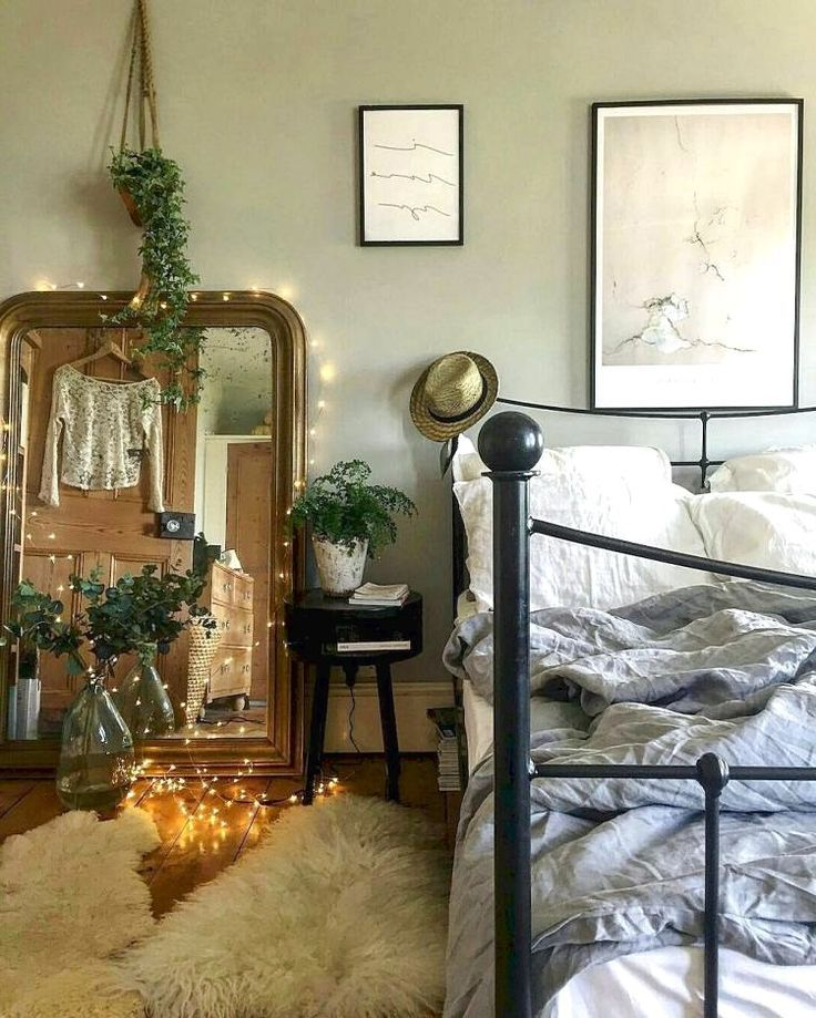 DIY Hipster Bedroom Decorations Ideas - 2019 | Hipster ...