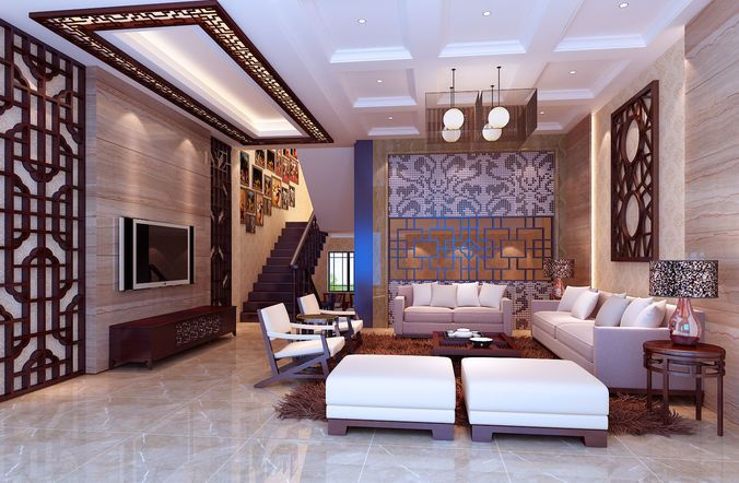 Pin by fedc on coi   3d interior design, False ceiling ...