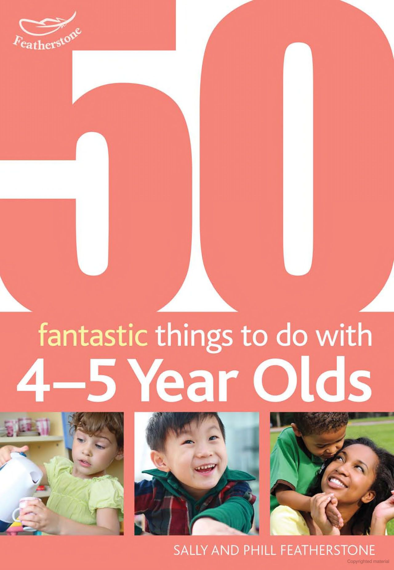 50 Fantastic Things To Do With Four And Five Year Olds Lesson