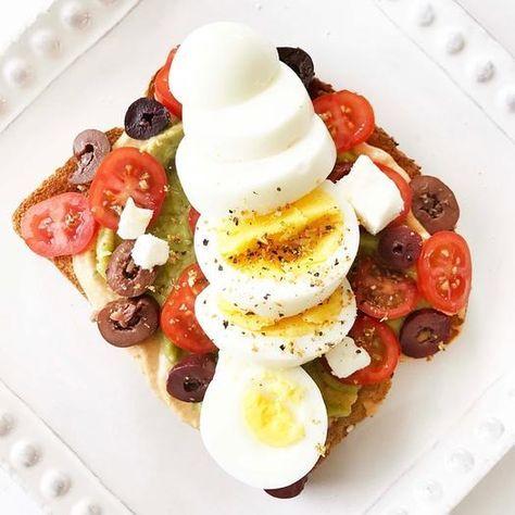 15 Mediterranean Diet Breakfast Ideas to Make You Look Forward to the Morning #mediterraneanrecipes