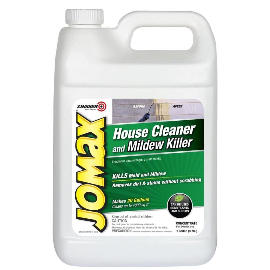 Wet And Forget 64 Fl Oz Multi Surface Outdoor Cleaner Lowes Com In 2020 Mildew Stains Clean House Mold Remover