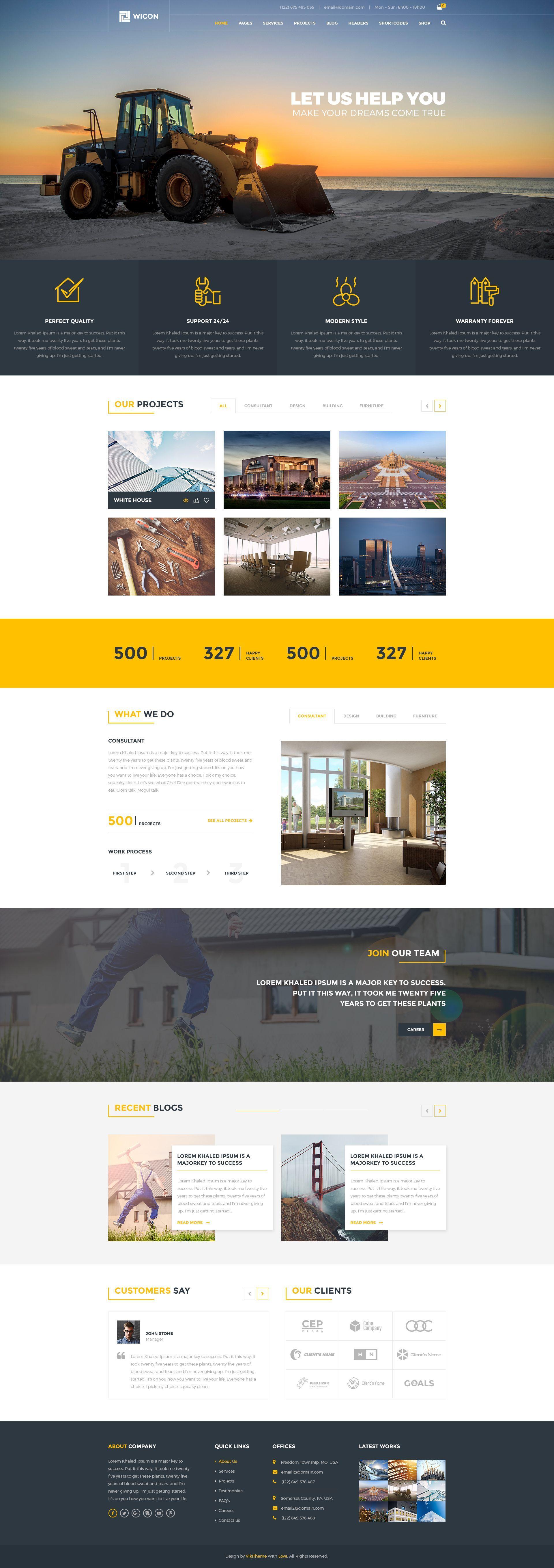 Law Website Ideas Lawwebsite In 2020 Web Layout Design Construction Website Creative Website Design