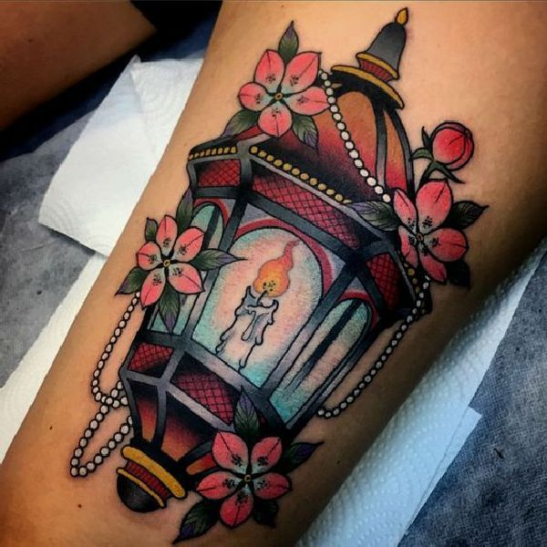 Photo of Laternen Tattoos