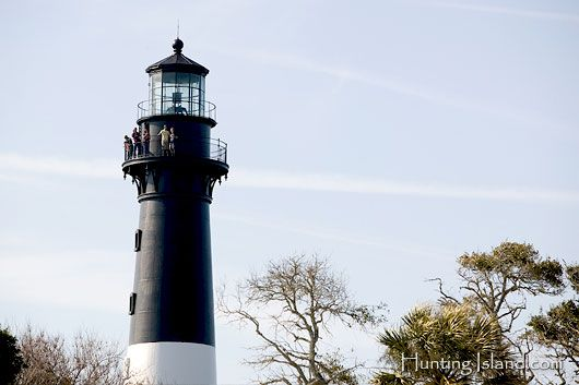 Hunting Island State Park Lighthouse Light House