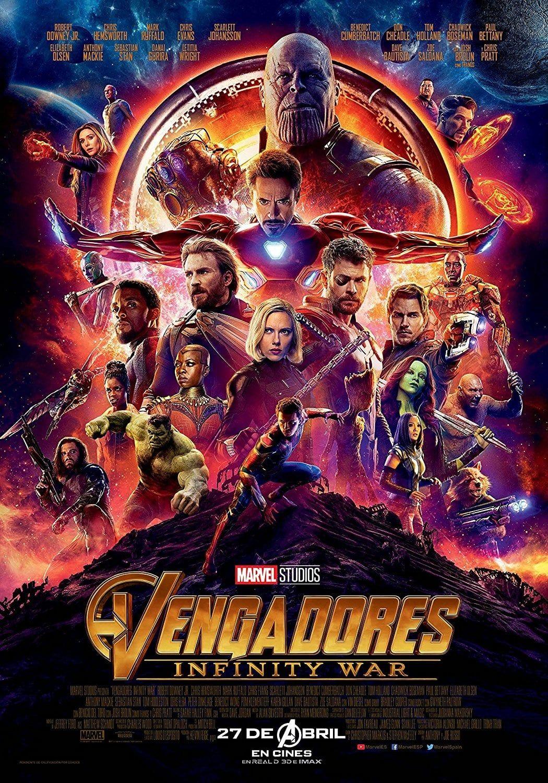 Avengers Infinity War Online Pelicula Completa En Espanol Latino
