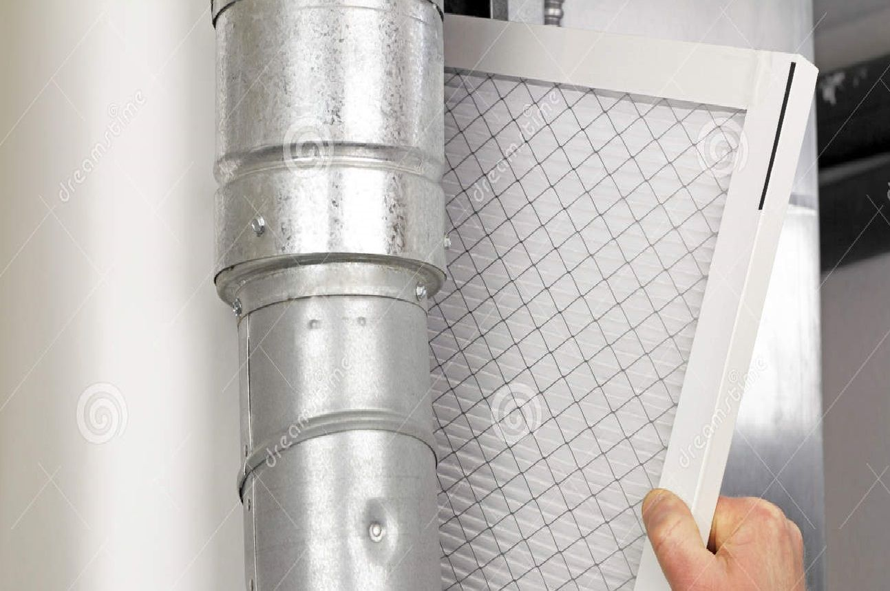 Tips from the Pro's. Changing your HVAC's air filter