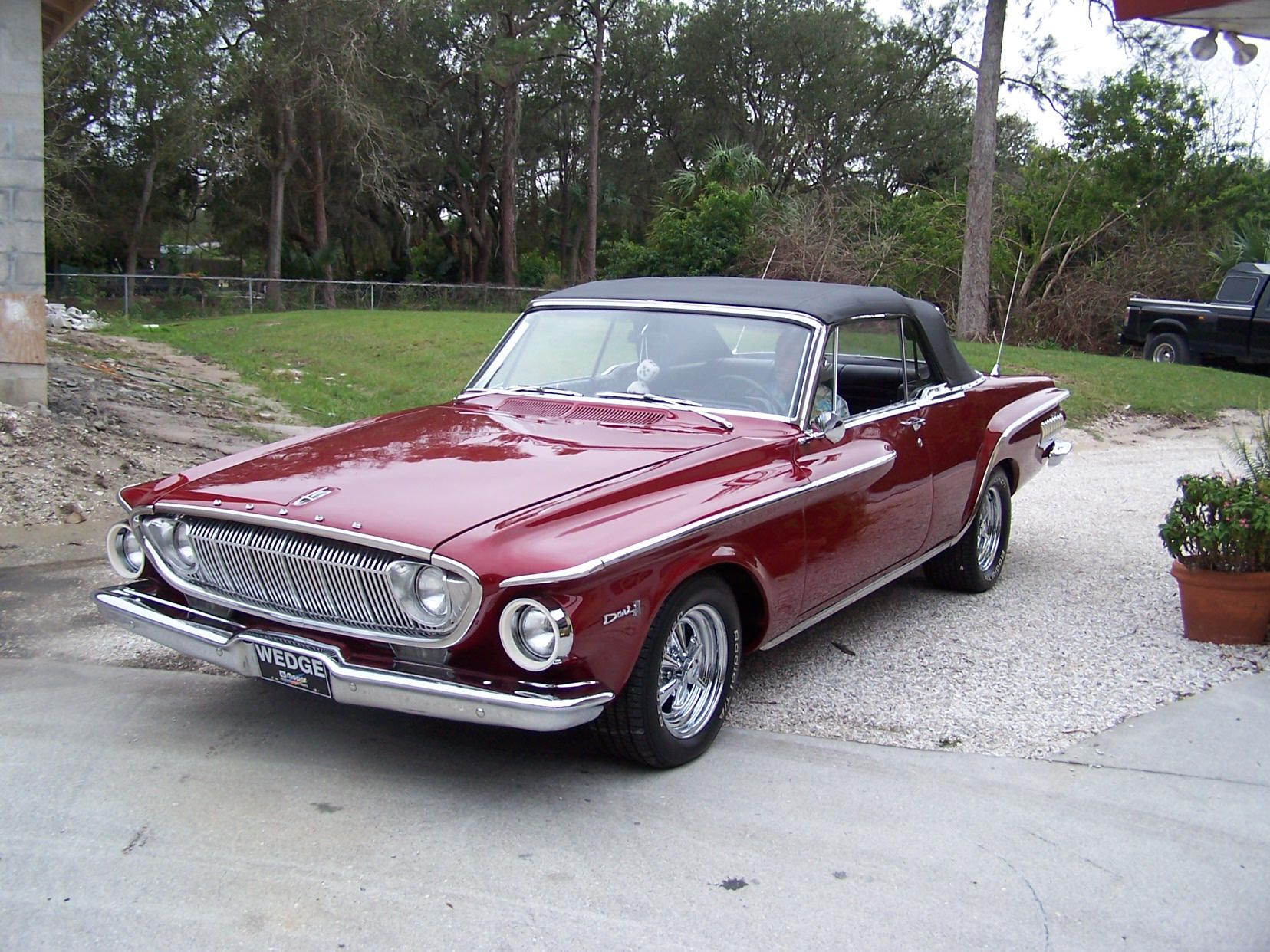 Image detail for 1962 dodge dart convertible maxwedge
