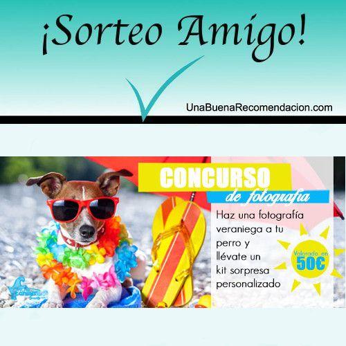 Sorteo Kit Personalizado Mascota