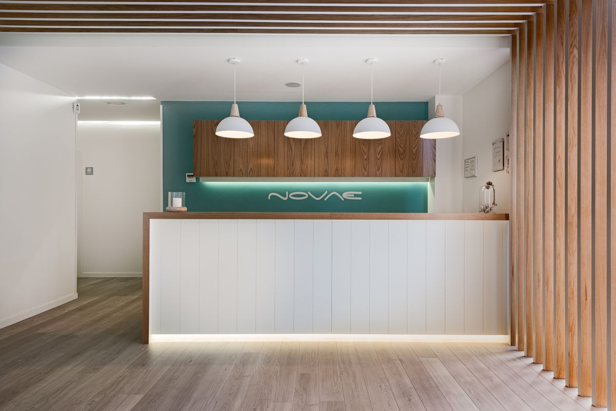 Aima Estudio - Diseño interior y gestión integral Clínica Novae en ...