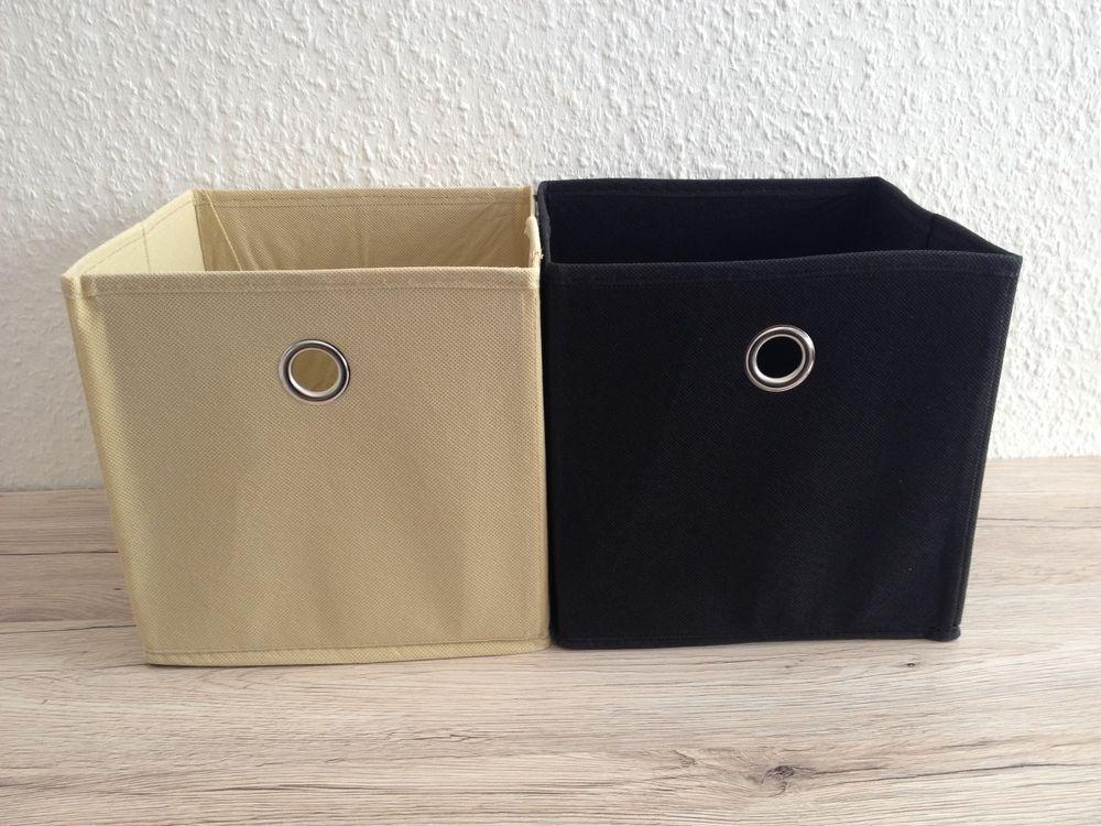 Faltbox kinderzimmer ~ Details zu faltbox korb regal aufbewahrungs box faltbar cm