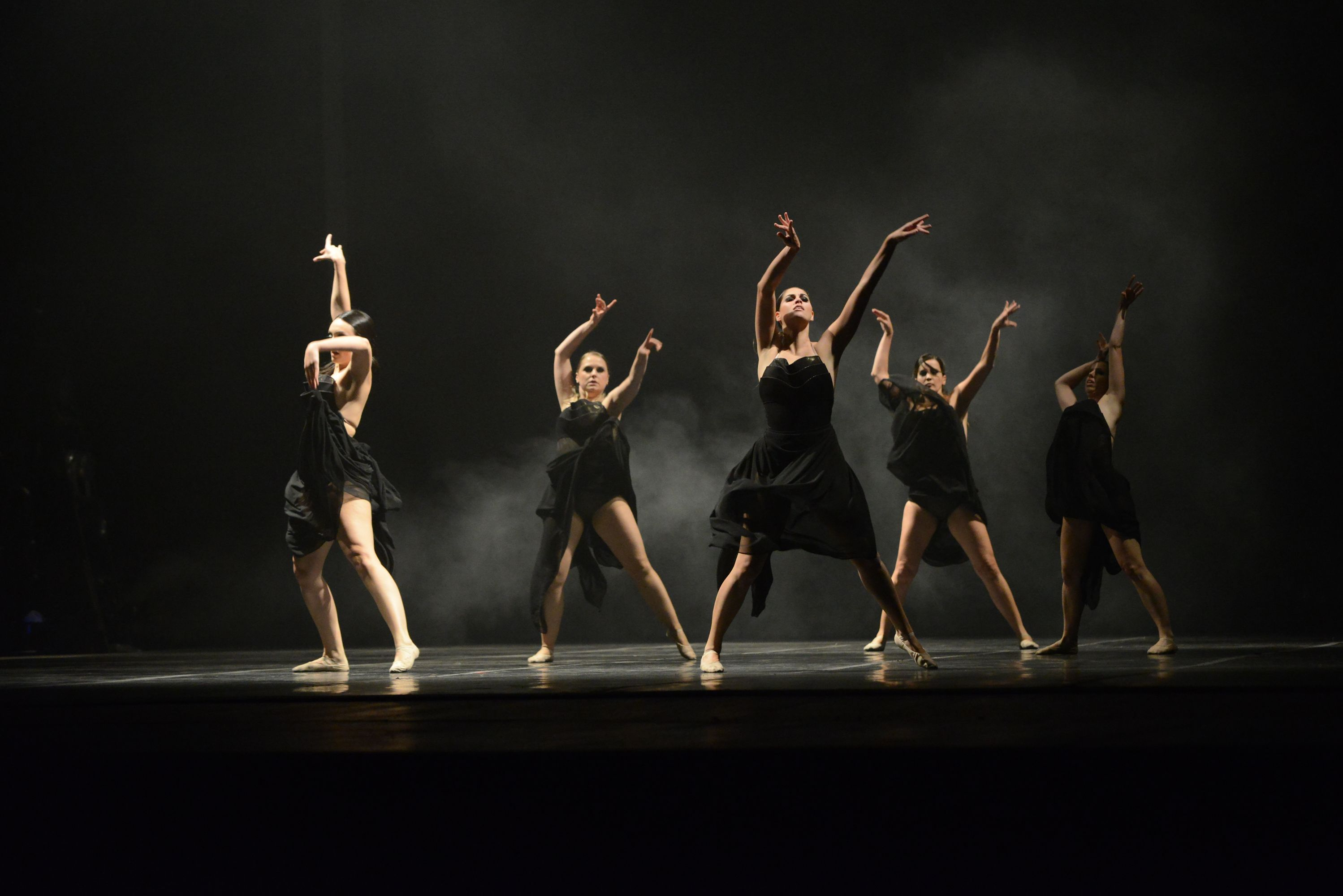 Ballet Ana Araujo De Sao Jose Dos Campos Sp Com A Coreografia