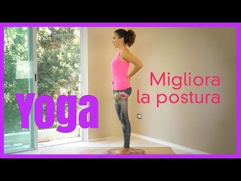 Yoga - Addominali forti - YouTube