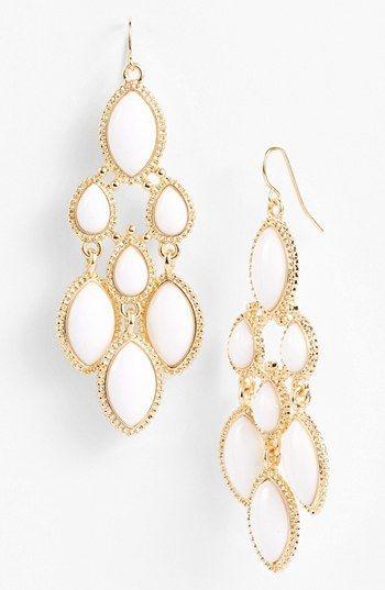 Tasha Chandelier Earrings Nordstrom