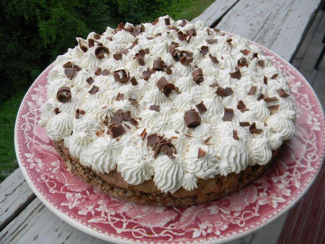 Nancy's Daily Dish: Coffee Butter Crunch Pie
