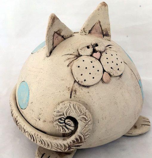 Workshop Katze