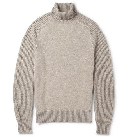 2b4c012f Loro Piana Baby Cashmere Rollneck Sweater | MR PORTER | Sweaters ...