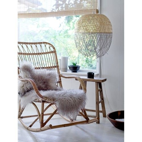Incredible Bloomingville Rattan Rocking Chair In Natural Room In 2019 Spiritservingveterans Wood Chair Design Ideas Spiritservingveteransorg