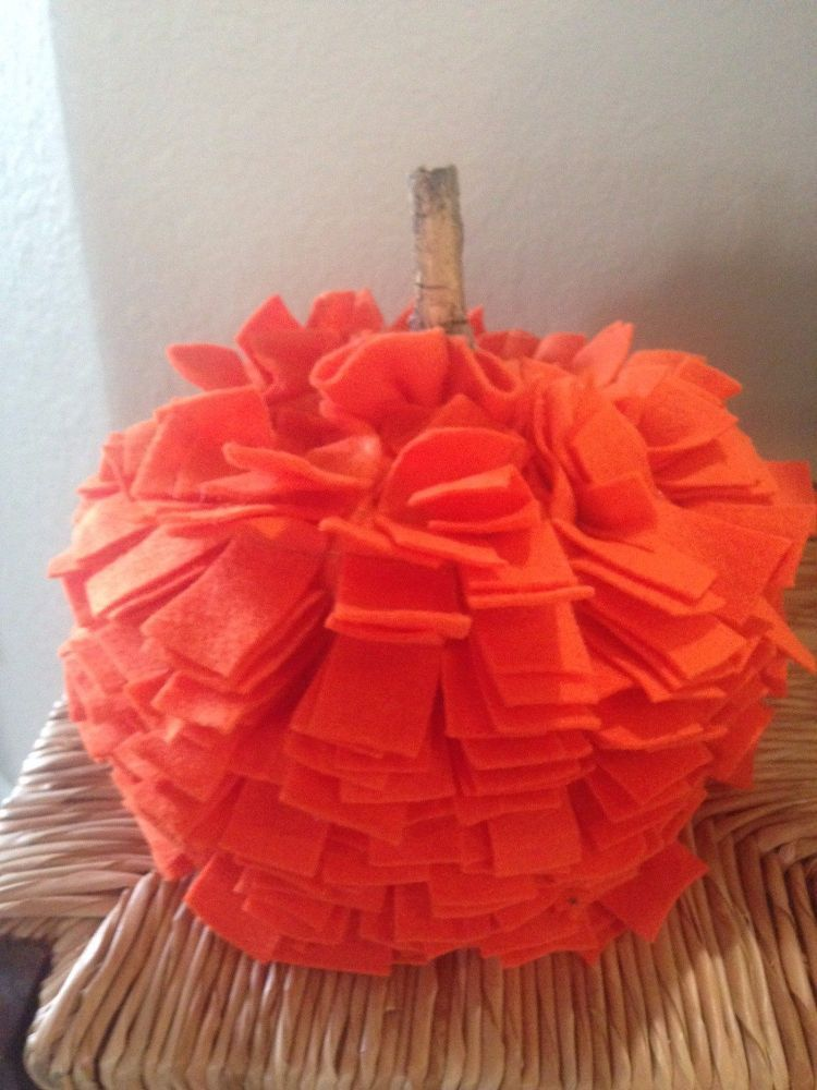 Rag Pumpkin