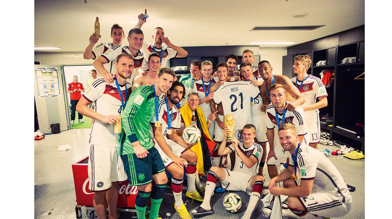 Copyright Paul Ripke Dfb Weltmeister 2014 Und Fussball Wm