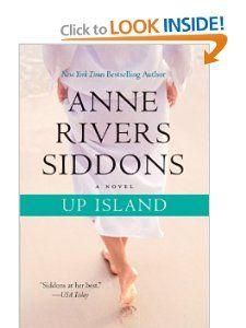 Up Island: A Novel: Anne Rivers Siddons: Amazon.com: Books
