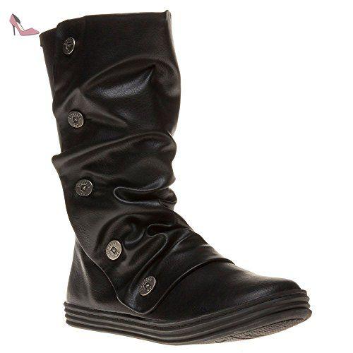 Chaussures Blowfish noires femme TjFYtP