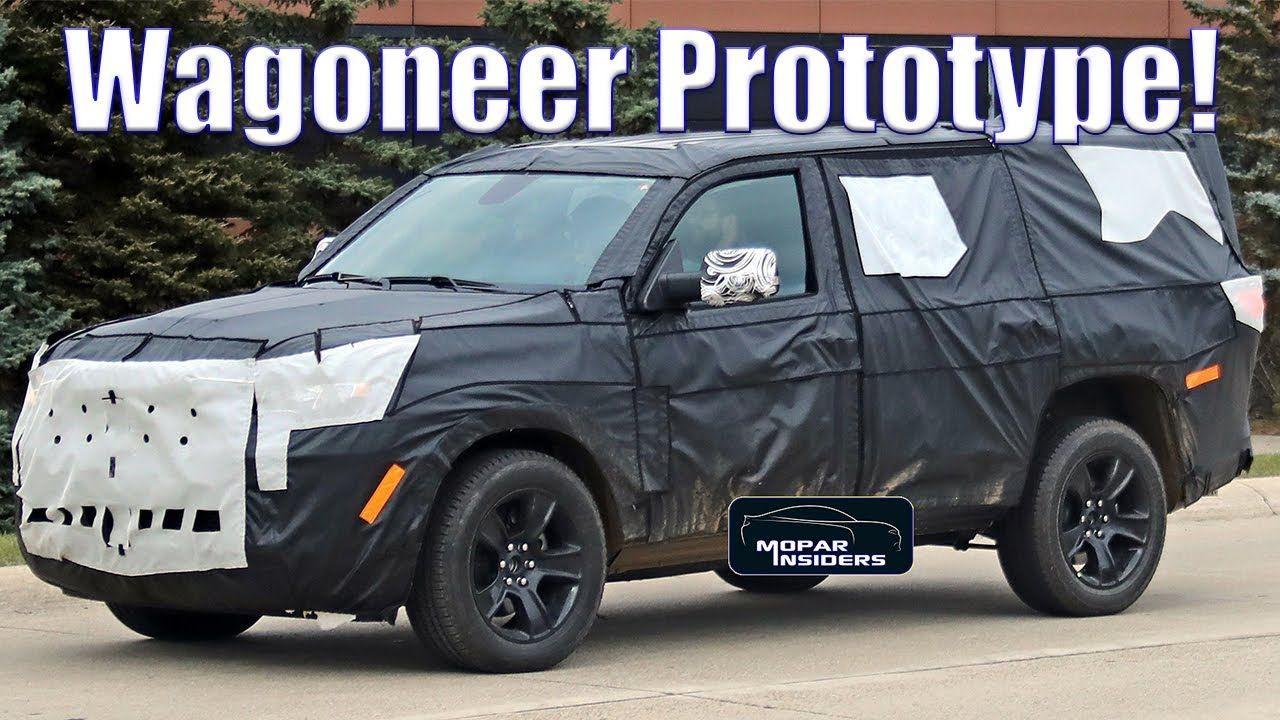 43 New 2021 The Jeep Grand Wagoneer Model Di 2020