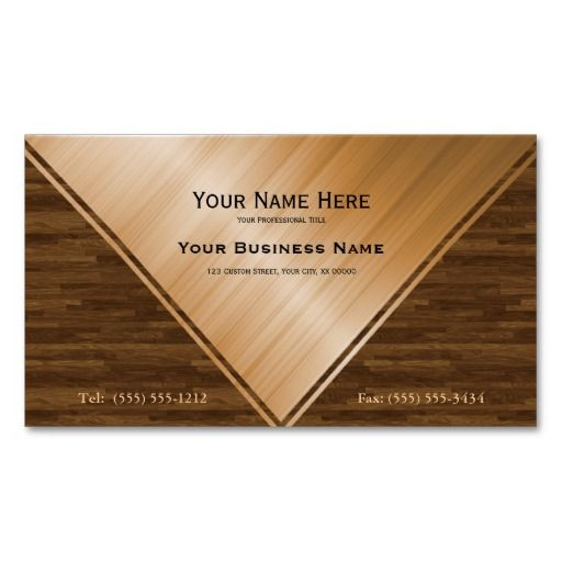 Elegant varnished wood inlay business card reheart Image collections