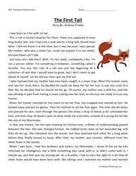 Fourth Grade Reading Comprehension Worksheet - The First Tail ...
