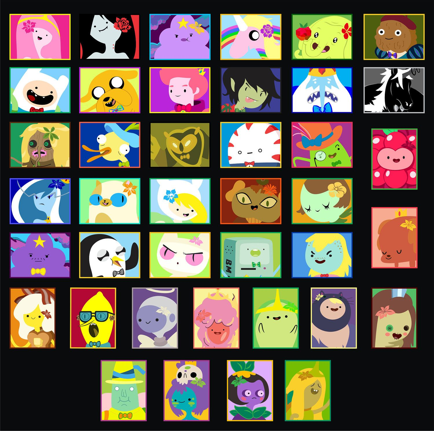 adventure time characters with names wwwimgkidcom