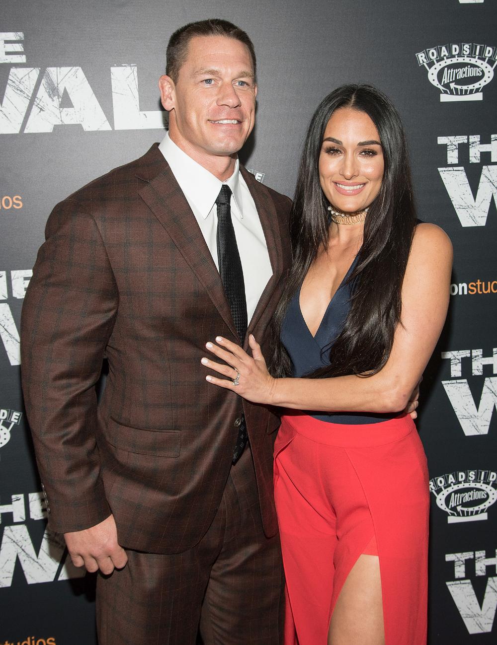 John Cena Net Net Worth Is Staggering John Cena Salary Net Worth Earnings The World News Daily Nikki Bella John Cena John Cena Nikki Bella