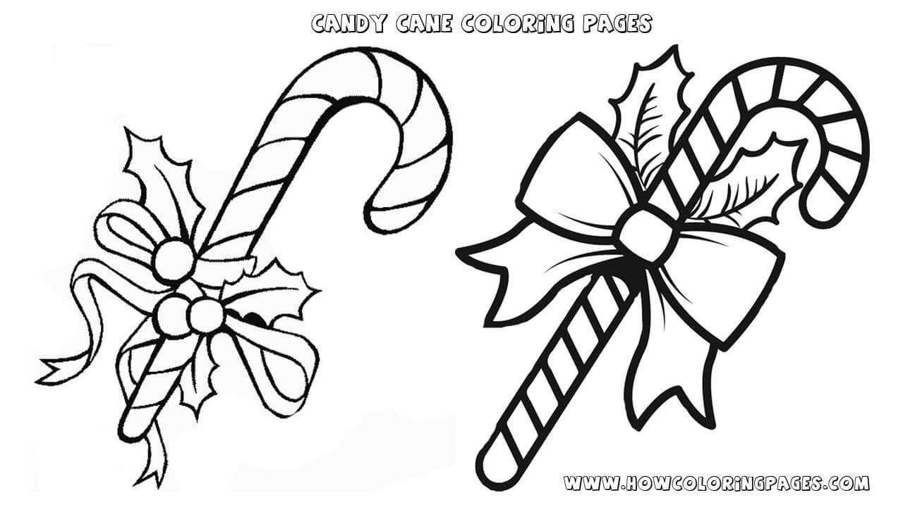Printable Candy Cane Coloring Pages For Kids Candy Cane Coloring Page Candy Coloring Pages Candy Cane Template