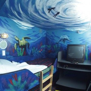 Space Themed Room Ideas Bring The Stars Into Your Home Pinterest Underwater Theme