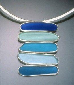 Seaglass Jewelry - Sonja Grondstra Designs