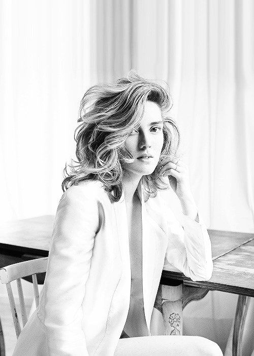 Evelyne Brochu , dose quotidienne