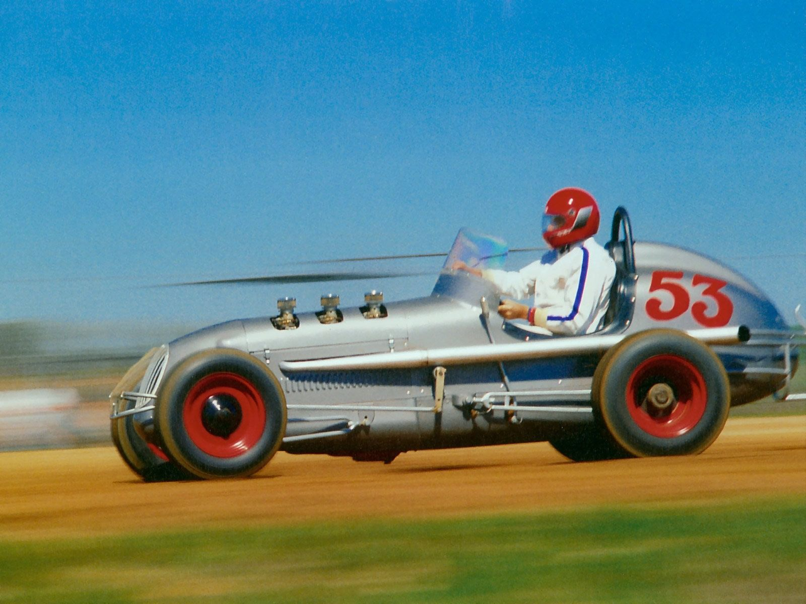 1950 Sprint Car Pics Desktop Wallpapers Photos Free Imagesdown Sprint Car Racing Old Race Cars Motorsport Photography