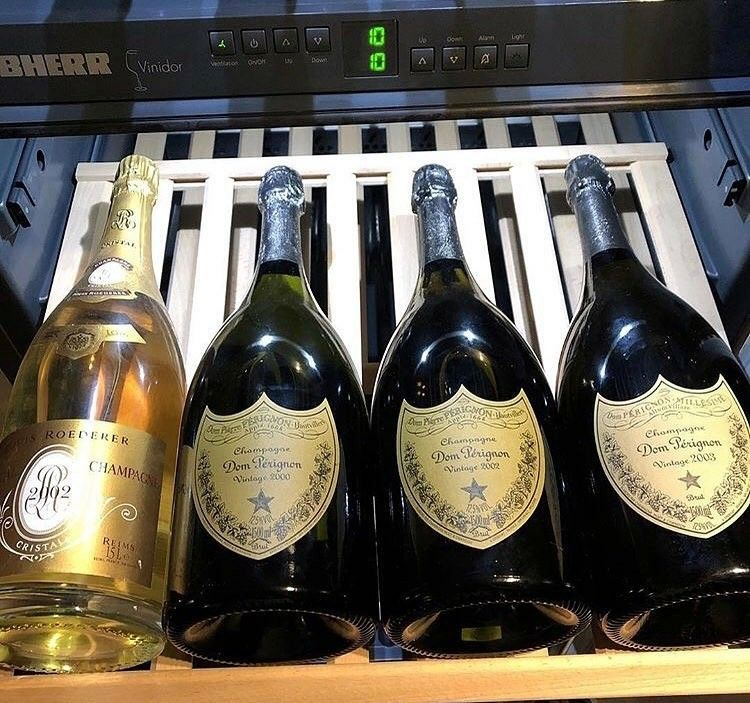 Pin by Edgar Davis on Champagne Sweet drinks, Champagne