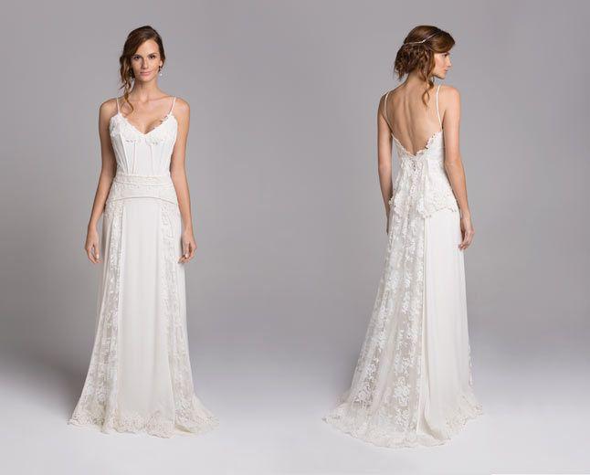 Alcinha Vestidos De Noiva Rustico Vestido De Noiva