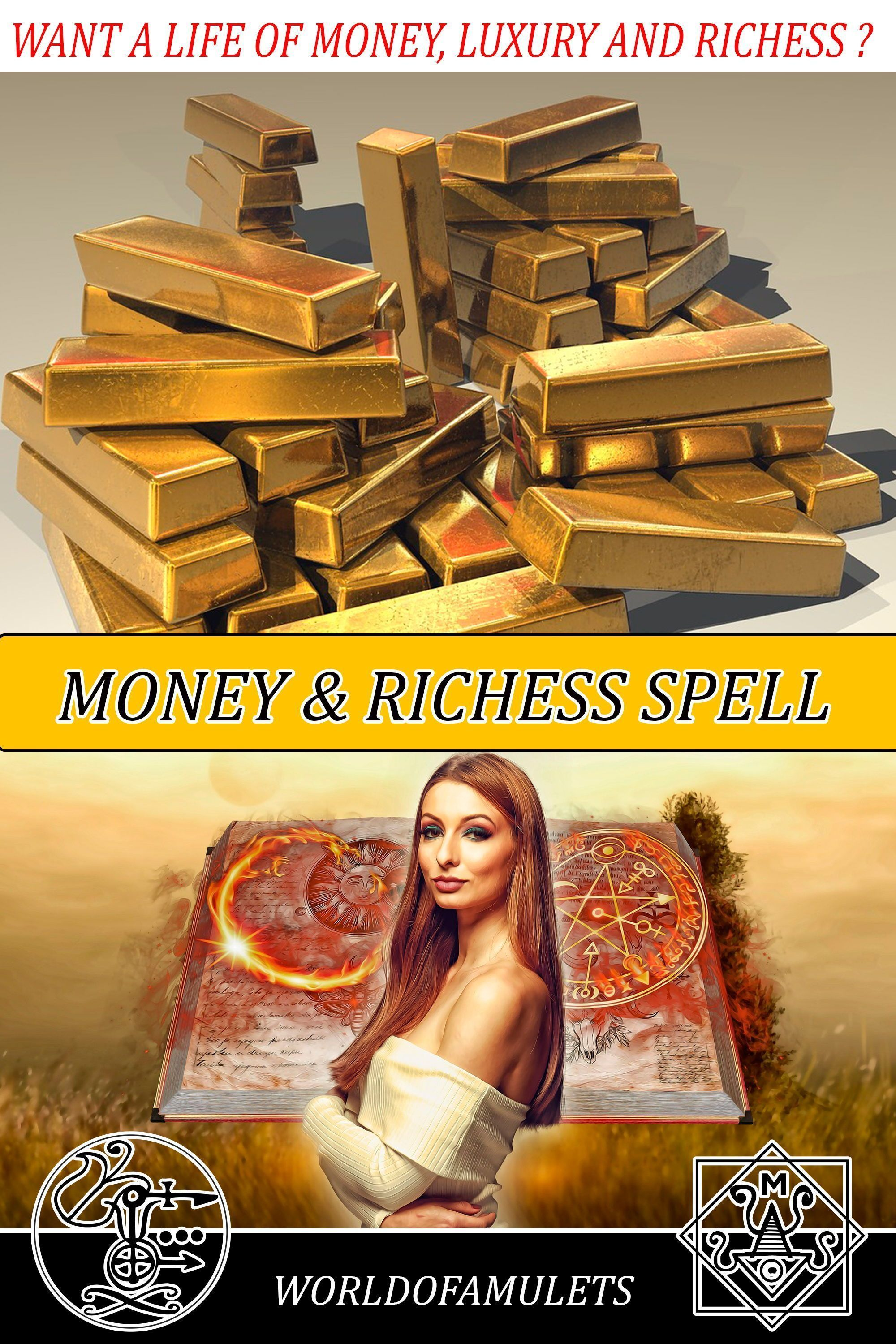 Witchcraft Wealth and Money Spell with Baal School of witchcraft and Wizardry School Beginner Witchcraft Spells #moneyspells Want a life of richess, money, wealth, expensive jewelry, luxury cars and homes and dream vacations?  Our Money Spell can make this true. Check the reviews  #money #spell #wealth #richess #moneyspell Witchcraft Wealth and Money Spell with Baal School of witchcraft and Wizardry School Beginner Witchcraft Spells #moneyspells Want a life of richess, money, wealth, expensive j #moneyspell
