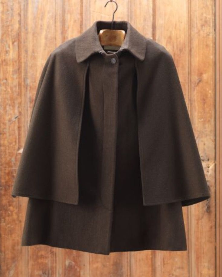 7bc16fad5a7 Purdey Loden Short Cape http   www.purdey.com clothing-accessories ...